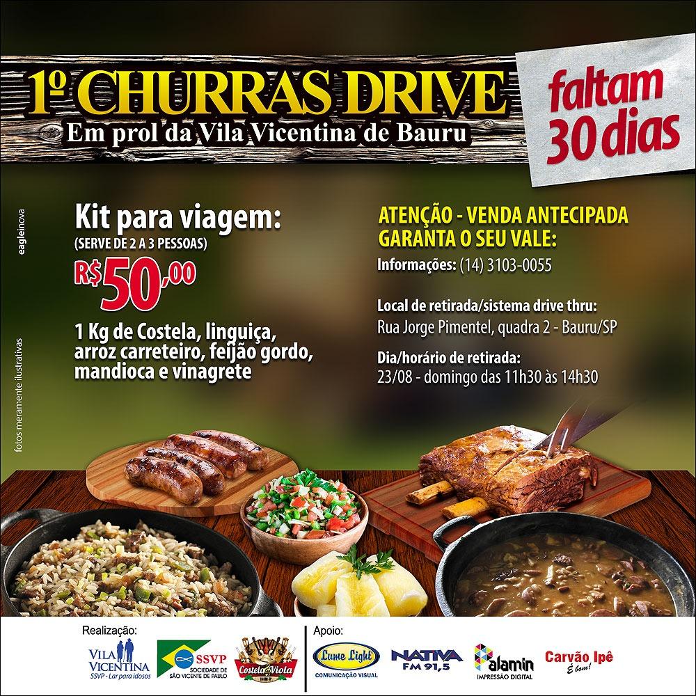 1º Churras Drive